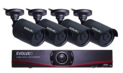 Evolveo Detective D04FHD kamerový systém