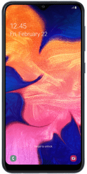 Samsung Galaxy A10 32 GB černý