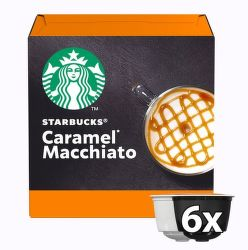 Starbucks® Caramel Macchiato 12ks