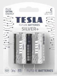 Tesla Silver+ R14 2 ks