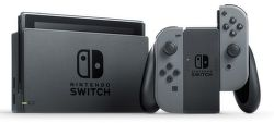 Nintendo Switch v2 (NSH002) šedá