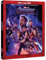 Avengers: Endgame BD 3D+2D film