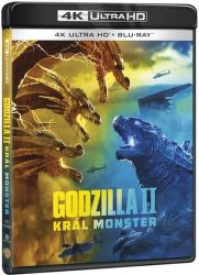 Godzilla II Král monster UHD BD film