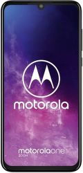 Motorola One Zoom šedý