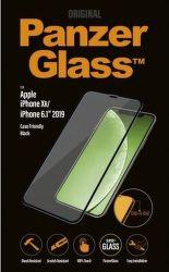 PanzerGlass Case Friendly tvrzené sklo pro Apple iPhone 11/Xr, černá