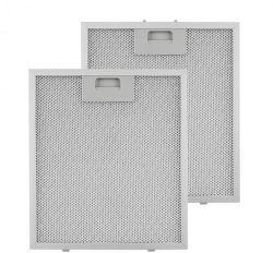 Klarstein 10032232 hliníkový tukový filtr 25,8 x 29,8