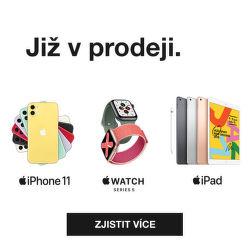 Apple novinky již v prodeji