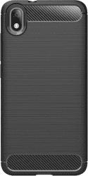 Winner Carbon pouzdro pro Xiaomi Redmi 7A, černá