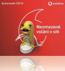 Vodafone SIM Karta Pro Partu - Volej