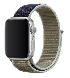Apple Watch 44 mm sportovní provlékací řemínek, khaki