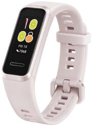 Huawei Band 4 bílo-růžový
