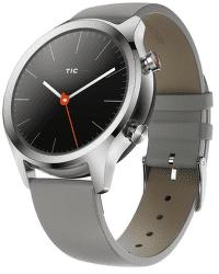 TicWatch C2 Platinum stříbrné