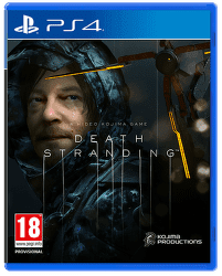 Death Stranding - PS4 hra