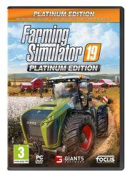 Farming Simulator 19 Platinum Edition PC hra