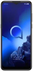 Alcatel 3X 2019 128 GB černý vystavený kus splnou zárukou