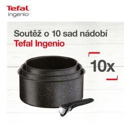 Soutěž o 10 sad nádobí Tefal Ingenio
