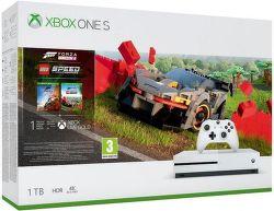Xbox One S 1 TB + Forza Horizon 4 + DLC LEGO Speed Champions
