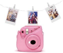 Fujifilm Instax Mini 9 set růžový