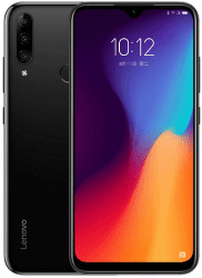Lenovo K10 Plus 64 GB černý