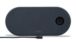 Uniq Aereo 3v1 bezdrátová nabíječka, černá
