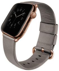Uniq Mondain řemínek pro Apple Watch 44 mm, béžová