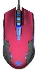 E-Blue Auroza G červená