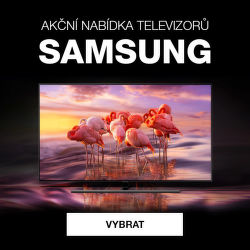 Akční nabídka televizorů Samsung