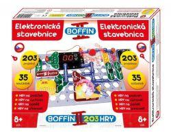 Boffin II 203 hry elektronická stavebnice