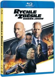 Rychle a zběsile: Hobbs a Shaw - Blu-ray film
