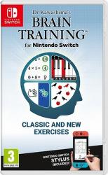 Dr Kawashima's Brain Training - Nintendo Switch hra