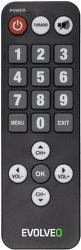 Evolveo REM 3055/3065 dálkový ovladač pro Alpha T2 a Omega II
