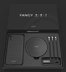 Nillkin Fancy set pro Apple iPhone Xr, černá