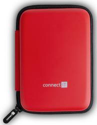 Connect IT HardShellProtect CFF-5000-RD červené