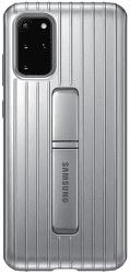 Samsung Protective Standing Cover pro Samsung Galaxy S20+, stříbrná