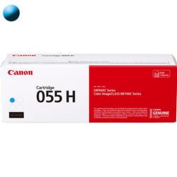 Canon 055HC toner cyan