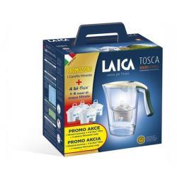 Laica J9064A1 + 4x bi-flux filtr