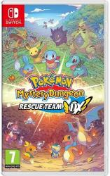 Pokémon Mystery Dungeon: Rescue Team DX - Nintendo Switch hra