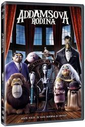 Addamsova rodina - DVD film