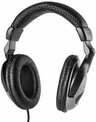 Meliconi HP50 černá TV sluchátka