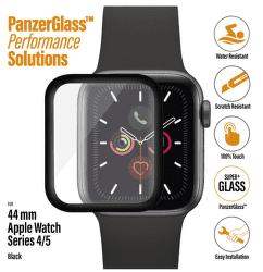 PanzerGlass ochranné sklo pro chytré hodinky Apple Watch series 4 a 5 44 mm, transparentní