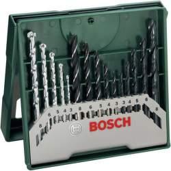 Bosch 15 Bit Drill sada vrtáků