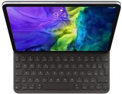 """Apple Smart Keyboard Folio (2. gen) MXNK2CZ/A pouzdro s klávesnicí CZ pro iPad Pro 11"""" černé"""