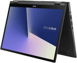 Asus ZenBook Flip 14 UX463FA-AI031T černý
