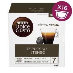 Nescafé Dolce Gusto Espresso Intenso Decaffeinato (16ks)