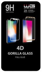 Winner 4D Full Glue tvrzené sklo pro Apple iPhone SE 2020, černá