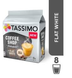 Tassimo Jacobs Flat White (8ks)