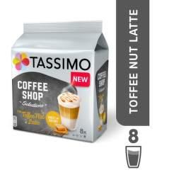 Tassimo Jacobs Toffee (8ks)