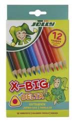 Jolly Delta X Big 12 pastelky