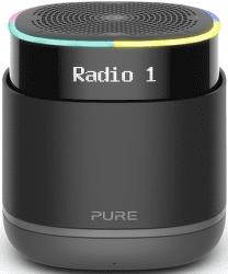 Pure StreamR černo-šedý