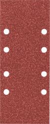 BOSCH G60 93x230mm brusný papír 10 ks